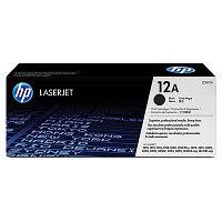 Картридж лазерный HP 12A (Q2612A) original