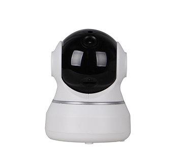 Беспроводная поворотная Wi-Fi HD камера, разрешение 2.0MP