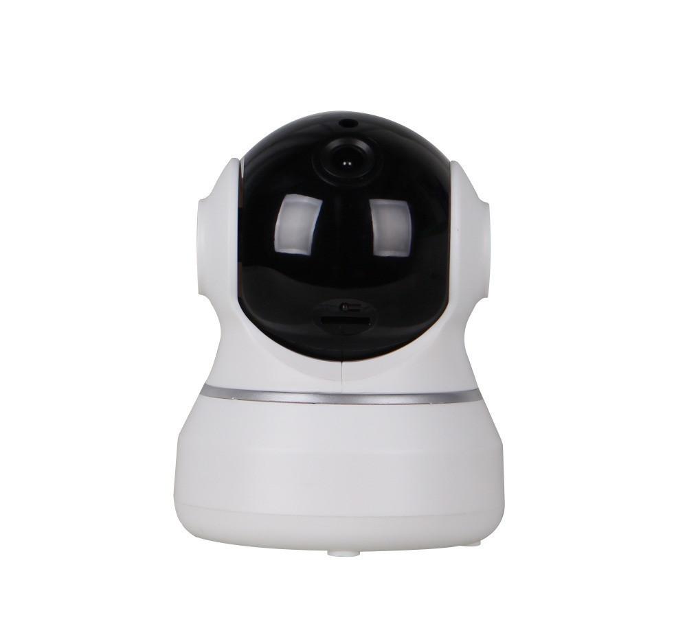 Беспроводная поворотная Wi-Fi IP камера видеонаблюдения, HD разрешение 2.0MP