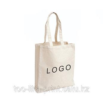 Нанесение изображения на холщовую сумку