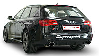 Выхлопная система Supersprint на Audi S6 / RS6 C6 Quattro, фото 1
