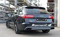 Выхлопная система Supersprint на Audi S6 / RS6 C7