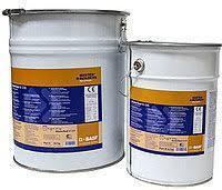 MasterSeal M 811 comp. B– наносимая методом распыления система, применяющаяся для гидроизоляции бетонных пове