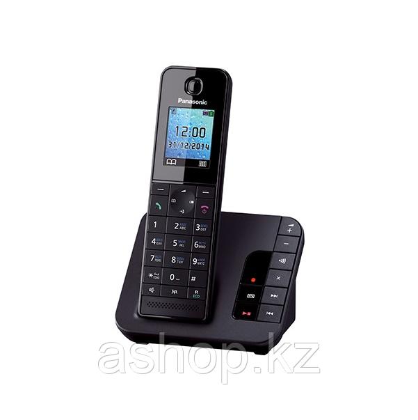Радиотелефон DECT Panasonic KX-TGH220 UAB, 200 контактов, АОН: Есть, Ресурс: Время зарядки - до 7 ч; емкость -
