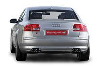 Выхлопная система Supersprint на Audi S8 D3