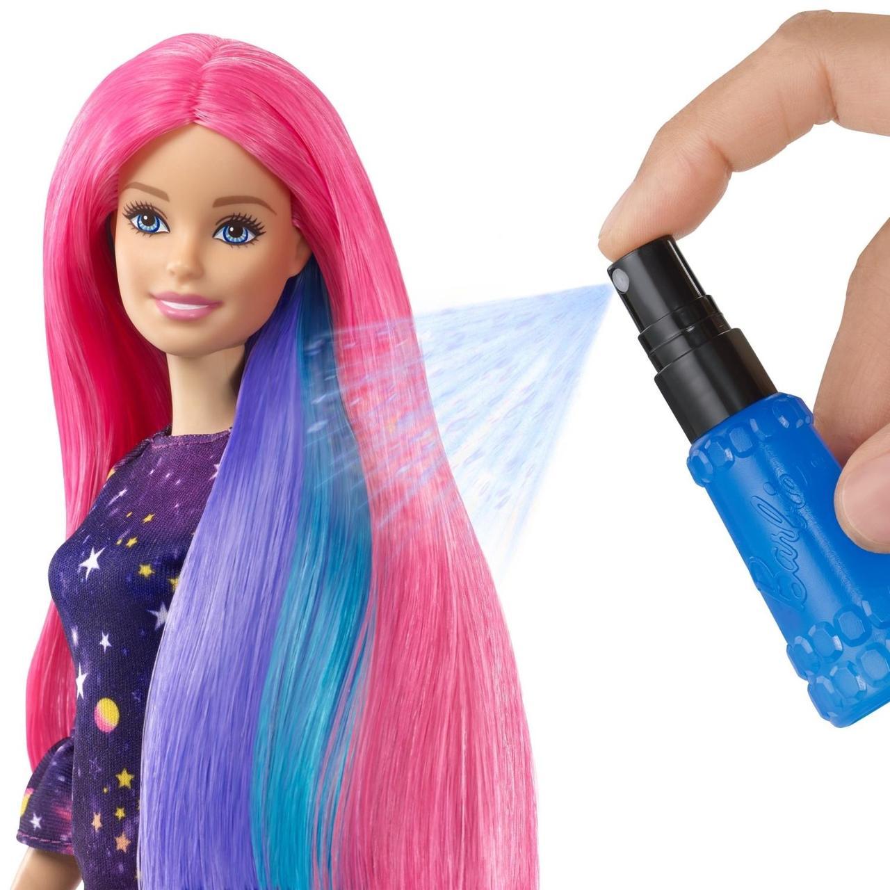 Barbie  Цветной сюрприз