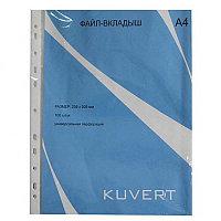 Файл А4  50мк 100шт Kuvert gloss # 217-050