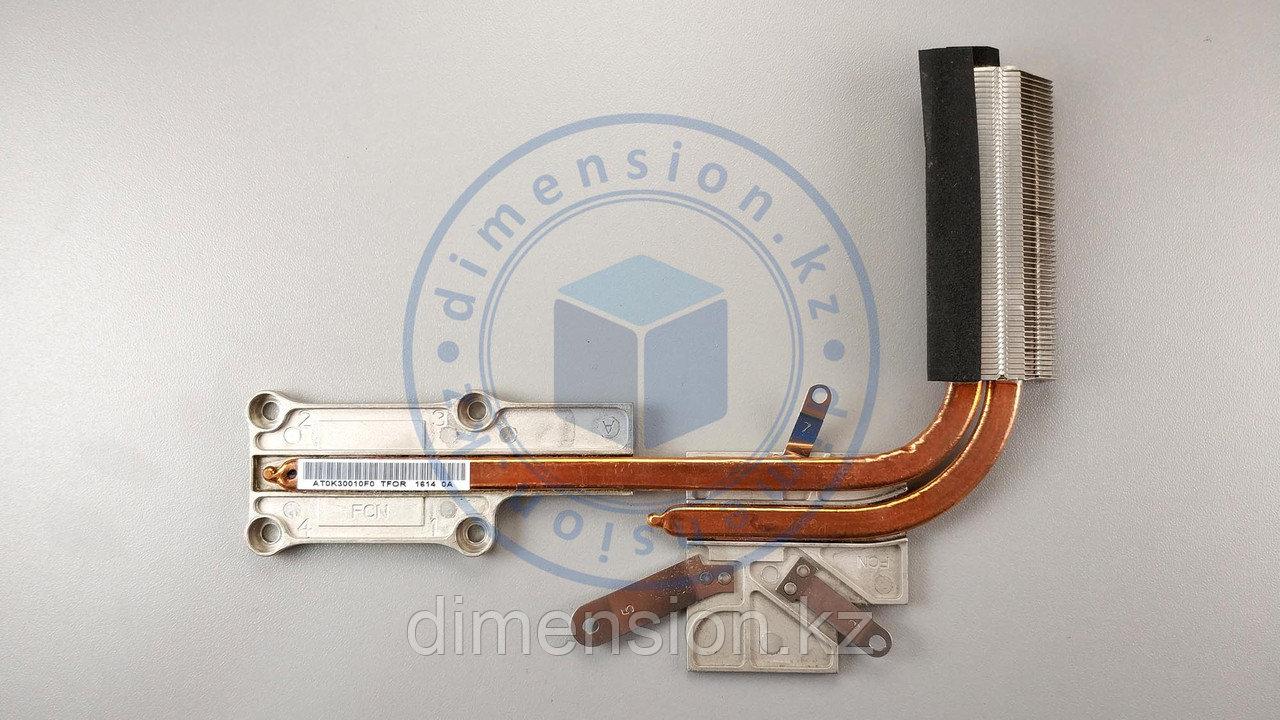 Радиатор, термотрубка для ASUS K53T
