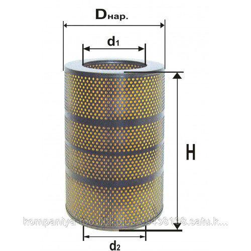 Фильтр масляный Гидросистемы  ПЗМИ-ГС-690