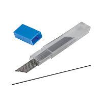 Грифели для механических карандашей КНР 12шт., 0,5мм, HB