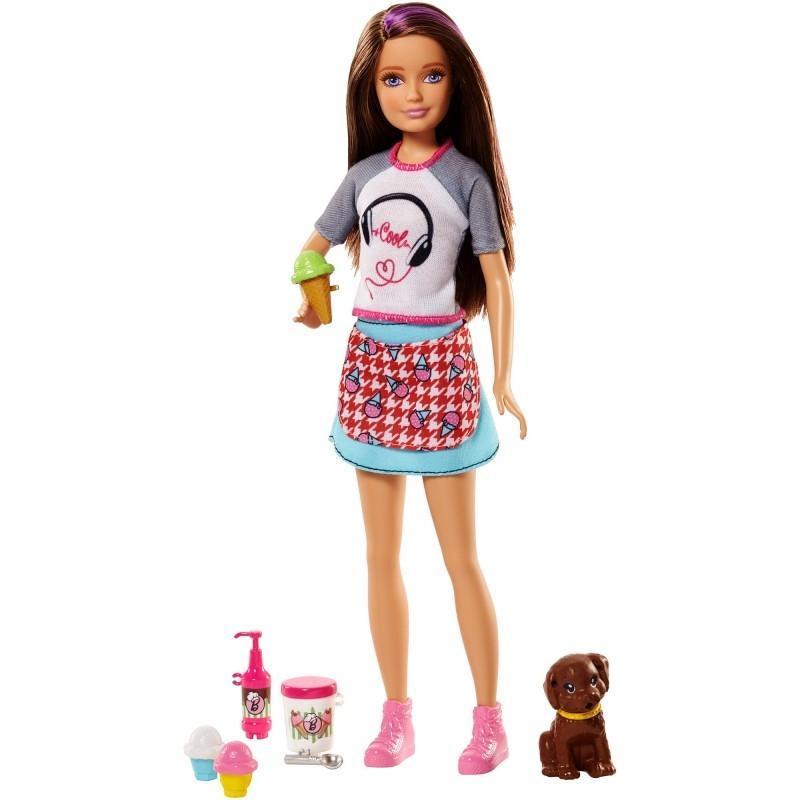 Mattel Barbie Сестры и щенки - FHP61