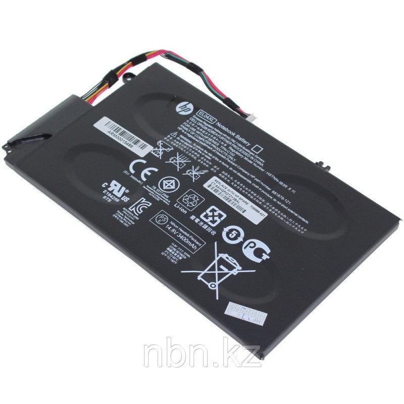 Батарея / аккумулятор (EL04XL) HSTNN-UB3R HP Envy Touchsmart 4-1000 / 14.8v-3400mAh OR95CA