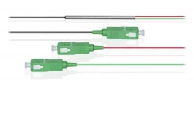 Делитель оптический бескорпусный dual window 1х2, 20/80, SC/APC