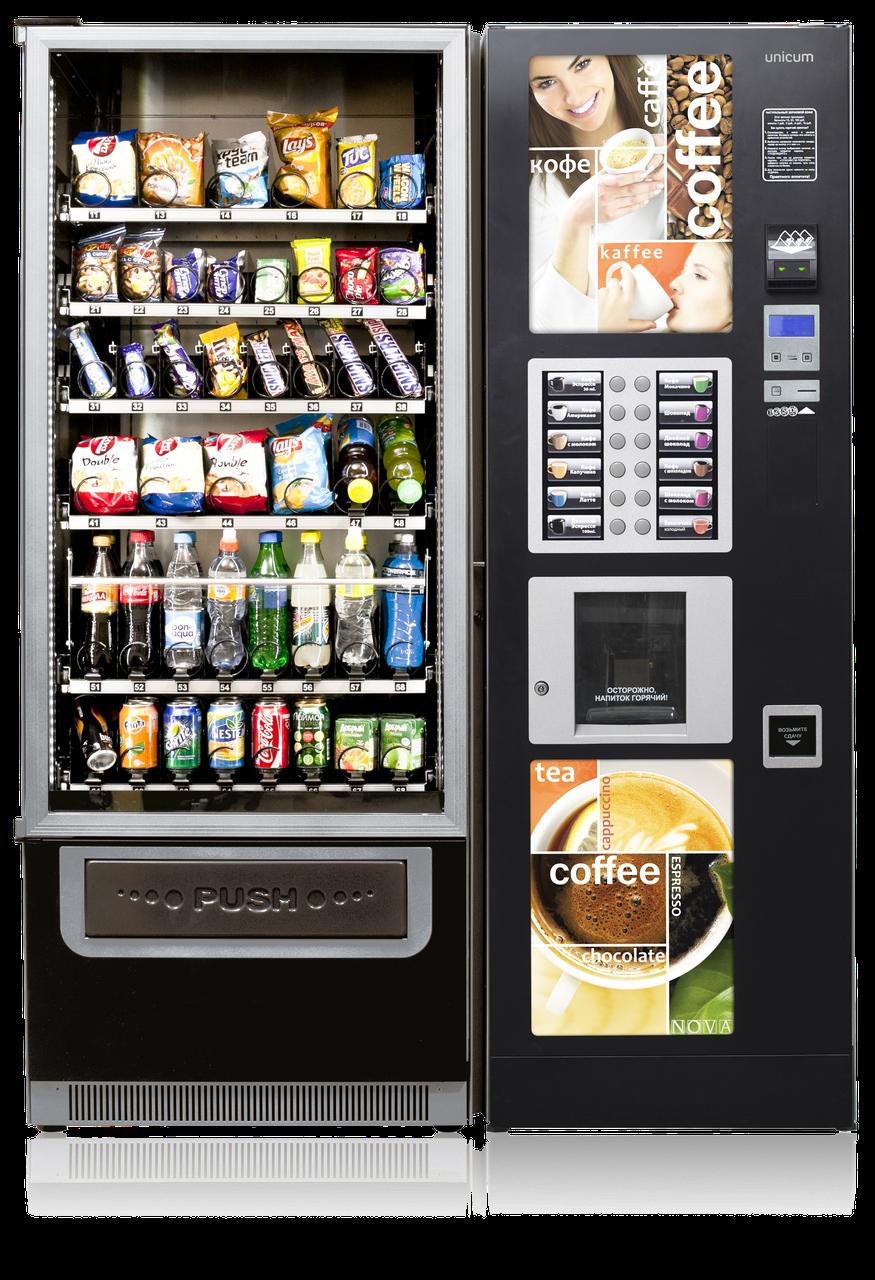 Комбинированный автомат Unicum NovaBar