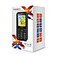 Телефон сотовый кнопочный Texet TM-517R, Класс защиты IPX: IP67, Кол-во слотов SIM: 2, Цвет: Чёрный, фото 2