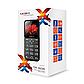 Телефон сотовый бабушкофон Texet TM-B226, Кол-во слотов SIM: 2, Цвет: Чёрно-красный, фото 3