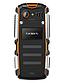 Телефон сотовый кнопочный Texet TM-513R, Класс защиты IPX: IP67, Кол-во слотов SIM: 2, Цвет: Чёрно-оранжевый, фото 2