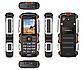 Телефон сотовый кнопочный Texet TM-513R, Класс защиты IPX: IP67, Кол-во слотов SIM: 2, Цвет: Чёрно-оранжевый, фото 3