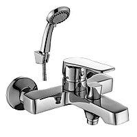 Смеситель Decoroom DR-39036 одноручный для ванны с коротким изливом, фото 1