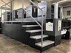Печатная машина 4-красочная  Heidelberg SM 74-4, 2012г, 59 мил отт, низкая приемка 4 краски, фото 5