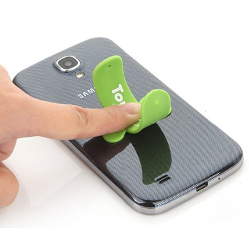 Подставка на мобильный телефон Silicone Slap Phone Stand - фото 1