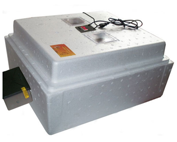 "Инкубатор ""Несушка"" на 104 яиц (220/12В цифр. терм. с изм. влаж.) автопереворот"