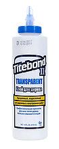 Клей Titebond II столярный влагостойкий прозрачный 473мл