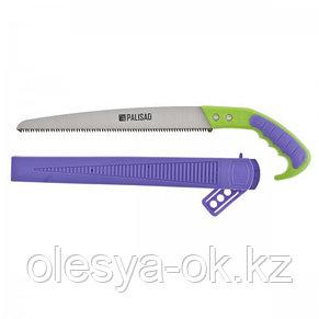 Ножовка садовая, ножны, подвес для ремня. PALISAD, фото 3