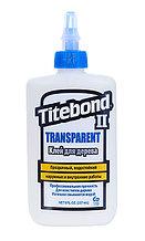 Клей Titebond II столярный влагостойкий прозрачный 237 мл