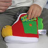 Ботинки обучающие, 2 шт., фото 2