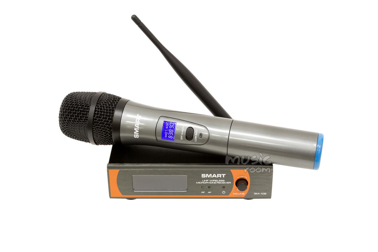 Радиомикрофон SMART SM-102