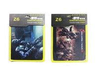 Коврик для мыши игровой  Z8  ш360в300т3мм в картонной  упаковке, фото 1