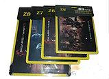 Коврик для мыши игровой  Z8  ш360в300т3мм в картонной  упаковке, фото 3