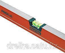 Уровень KRAFTOOL алюминиевый, 2 глазка, 100см, фото 3