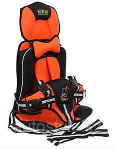 Автокресло GANEN F-серия (бескаркасное) Оранжевый
