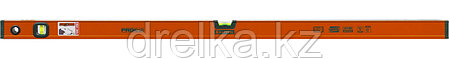 """Уровень KRAFTOOL """"KRAFT-MAX"""", особо усиленный, 2 ампулы, 2 фрезерованные базовые поверхности, 120см, фото 2"""