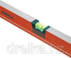 """Уровень KRAFTOOL """"KRAFT-MAX"""", особо усиленный, 2 ампулы, 2 фрезерованные базовые поверхности, 120см, фото 3"""