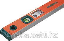 """Уровень KRAFTOOL """"KRAFT-MAX"""", особо усиленный, 2 ампулы, 2 фрезерованные базовые поверхности, 180см, фото 2"""