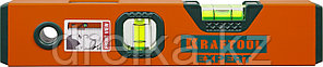 "Уровень коробчатый ""EXPERT"", KRAFTOOL 34710-025, 2 ампулы, 0,5 мм/м, 250мм, фото 2"