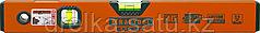 Уровень коробчатый, KRAFTOOL 34710-040, 2 ампулы, 0,5 мм/м, 400мм