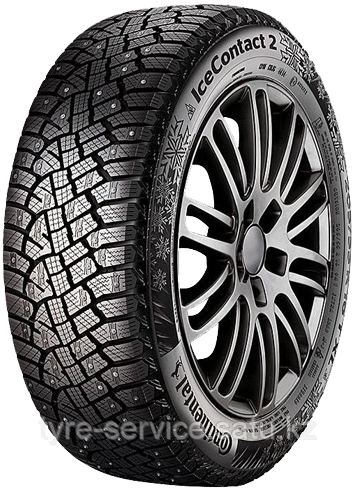 245/75 R16 ContiIceContact 2 KD SUV FR 111T шип