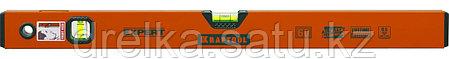 Уровень коробчатый, KRAFTOOL 34710-060, 2 ампулы, 0,5 мм/м, 600мм, фото 2