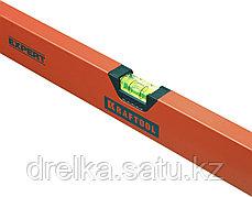 Уровень коробчатый, KRAFTOOL 34710-080, 2 ампулы, 0,5 мм/м, 800мм, фото 3