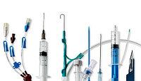 Катетер центральный венозный двухканальный, одноразовый стерильный, VOGT MEDICAL с принадлежностями