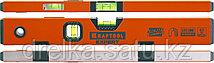 "Уровень KRAFTOOL ""PROKRAFT-M"" коробч. магнит., 2 ампулы, 0,5 мм/м, 400мм , фото 2"