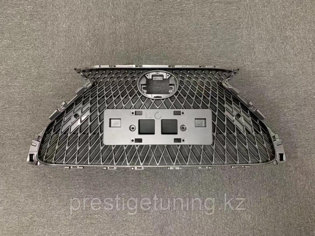 Решетка радиатора на Lexus ES 2018-21 дизайн F-SPORT