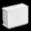 Распределительная коробка T100, 150x116x67 мм, красная крышка