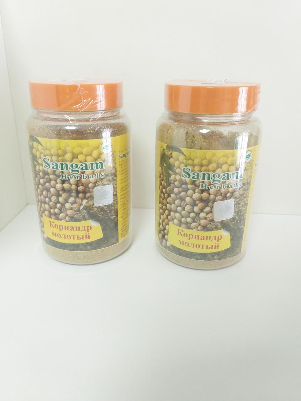 Кориандр молотый 100 гр, Сангам