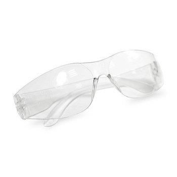 Очки защитные многоразовые, пластик