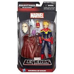 "Hasbro Marvel Legends ""Всеотец Один"" - Фигурка Капитан Марвел"